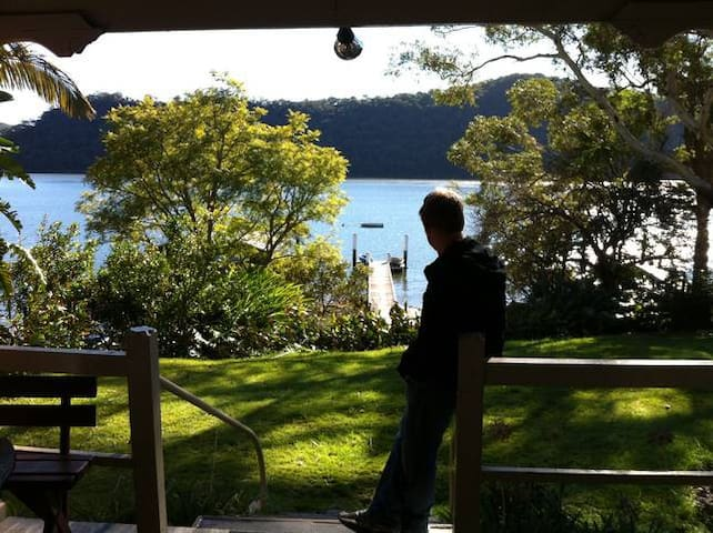 Ferryview Island Escape- On Sydney's doorstep - Dangar Island - Hus