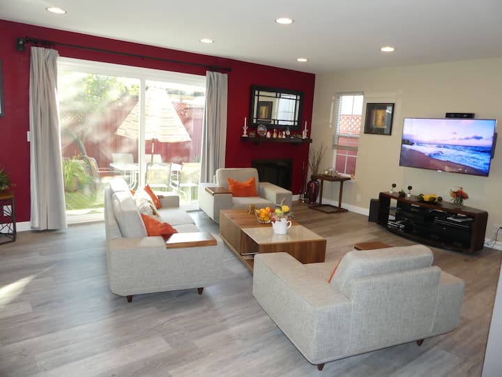 Luxury and Fully-Furnished Single Family House