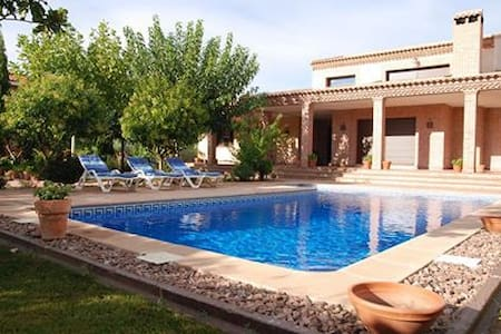 Two Rooms in Villa - Urbanización Las Nieves - Bed & Breakfast