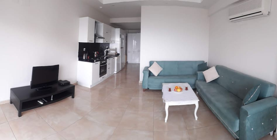 Квартира на берегу Средиземного моря город Мерсин