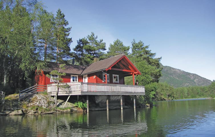 Holiday cottage with 2 bedrooms on 60m² in Sandane