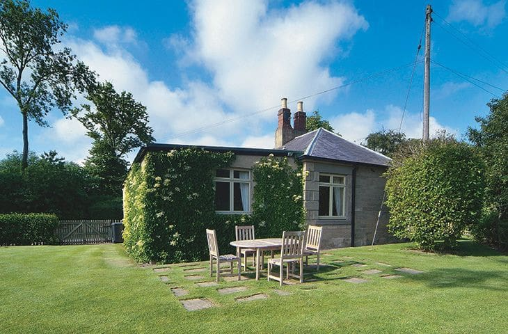 Melkington Lodge - Cornhill-on-Tweed