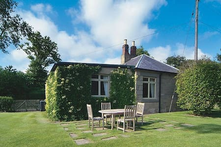 Melkington Lodge - Cornhill-on-Tweed - Huis