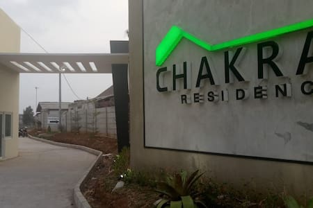 Chakra Residence menyediakan tempat yang nyaman