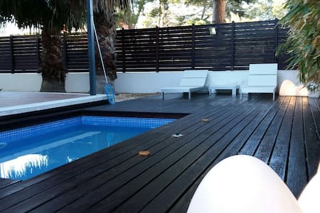 LUXURY HOME TERRACE & POOL JACUZZI - Platja d'Aro