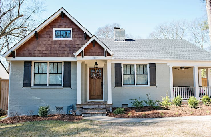 Renovated City of Decatur home- 3/2