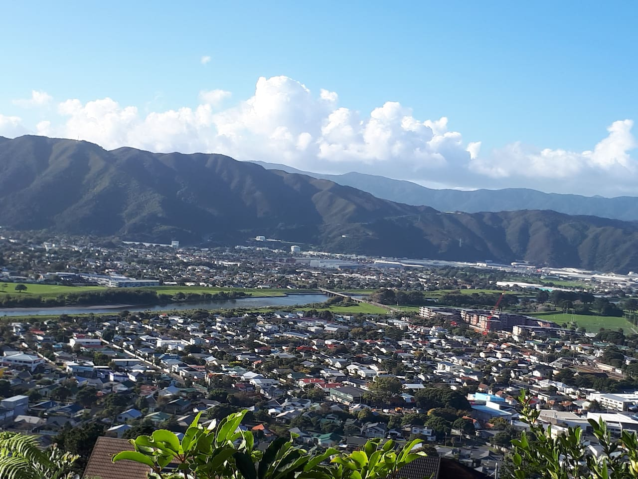 Hutt River and Alicetown