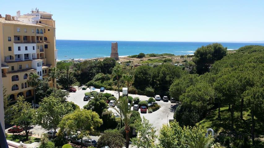 Puerto de Cabopino. Marbella - Marbella - Lägenhet
