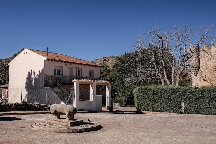 """""""El Gavilán"""" , una casa con encanto"""