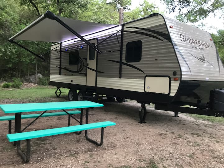 RV rental 2018 Sportsmen 30'
