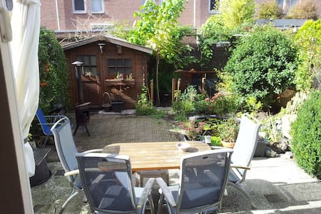 Spacious house with beautifull garden - Haarlem - Ház