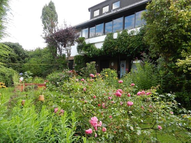 Ferienwohnung in herrlicher Waldrandlage - Dörentrup - Condominium