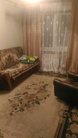 Квартира с прекрасным видом на саранск