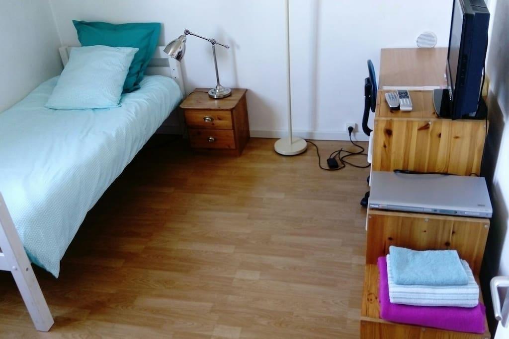 chambre de 10 m2