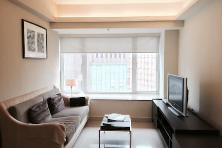 Luxurious 2 BR Serviced Apartment - Hongkong - Wohnung
