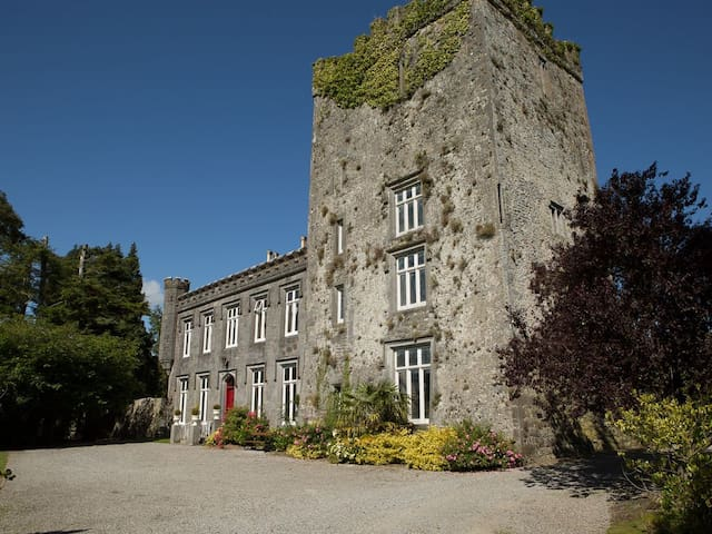 Stay in one of the oldest castles in Ireland.
