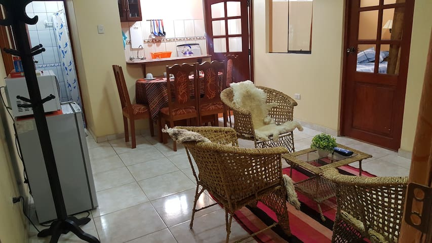 Cusco Historical Center Apartment A-2