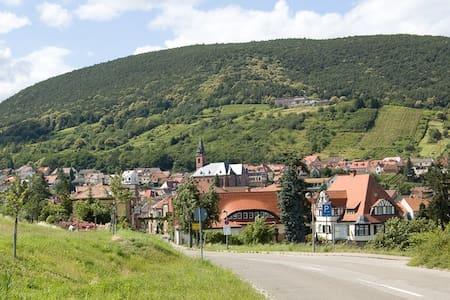 Wohnen in der Toskana Deutschlands - Sankt Martin