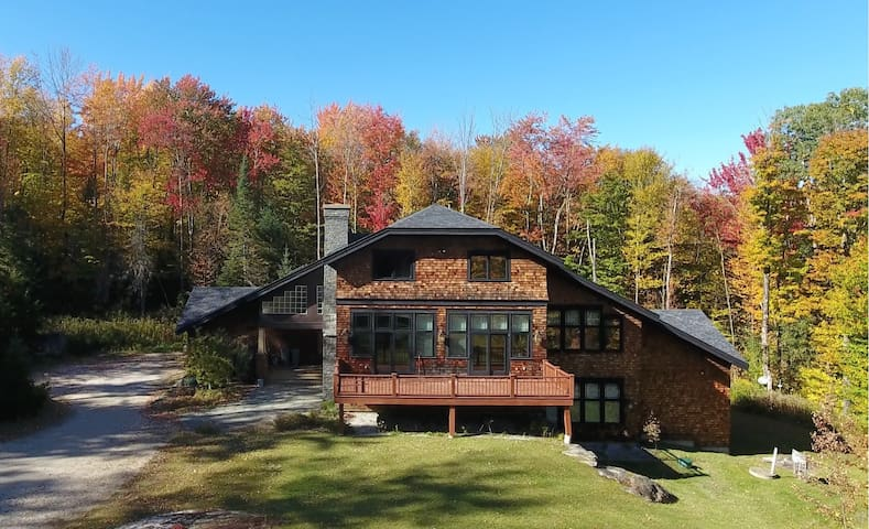 The Greene Mountain Estate-Luxury Home, Killington
