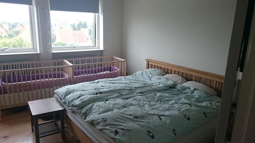 3værelses lejlighed til TinderBox I Odense! - Odense - Appartement
