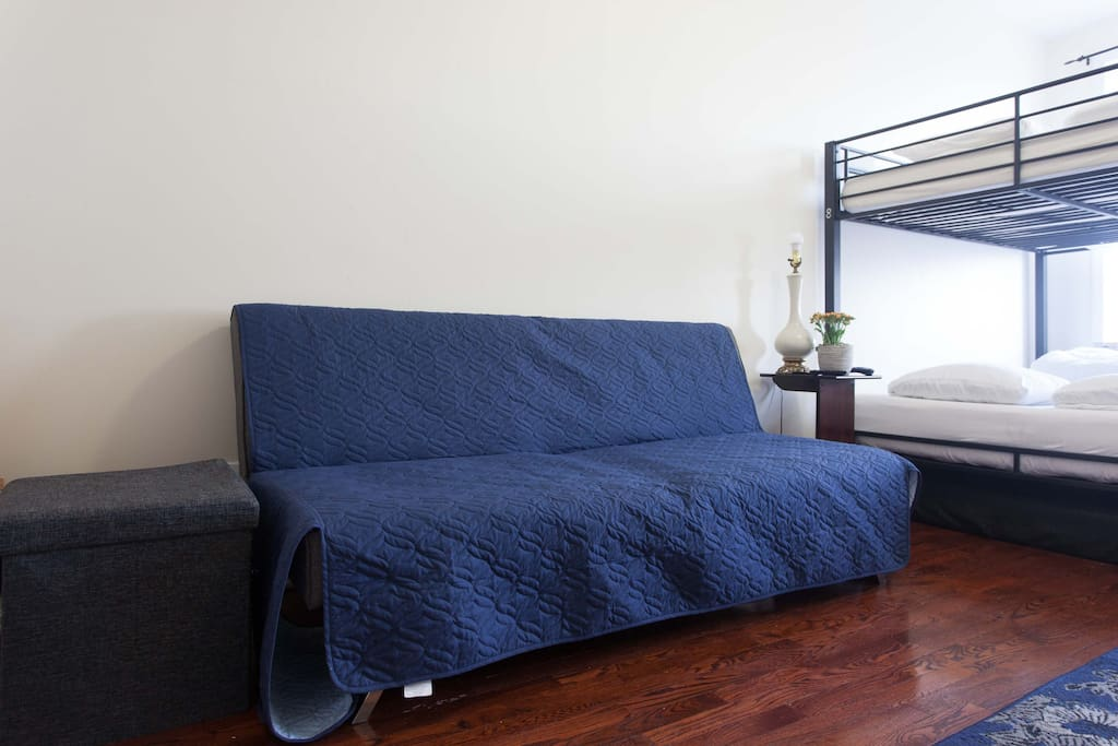 Huge room w private bath yankee stadium cats ok flats for Rooms for rent in nyc with private bathroom