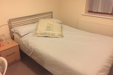 Double room 4 mins from station! - Saint Albans - Apartemen