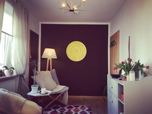 cozy room @ urban marienplatz