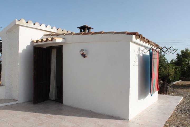 Rustic home close to the sea! - L'Ametlla de Mar - Haus