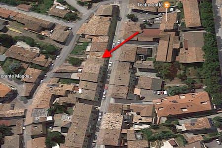 Flat in Novafeltria, hiking in the MarecchiaValley - Novafeltria - Casa