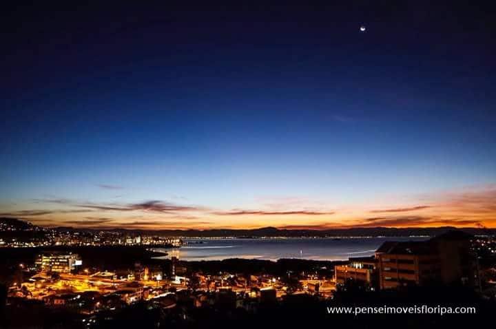 Apartamento com vista para Mar de Florianópolis