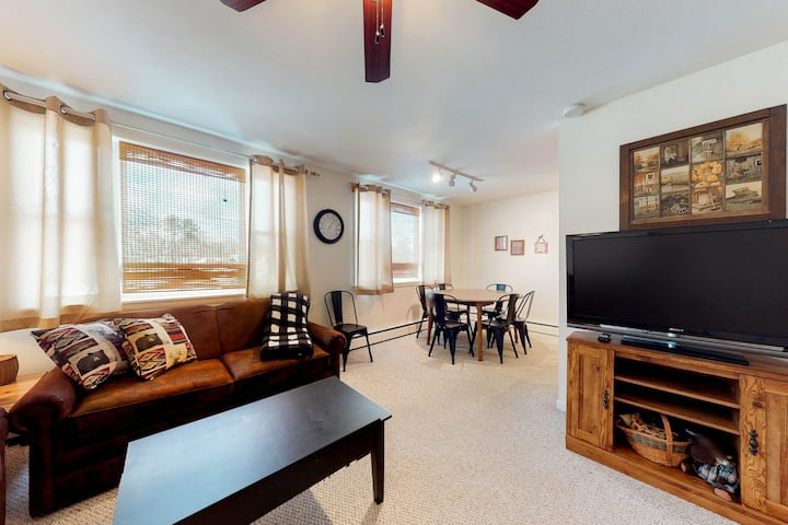 Comfy apartment located in downtown Greenville - free WiFi, close to lake!