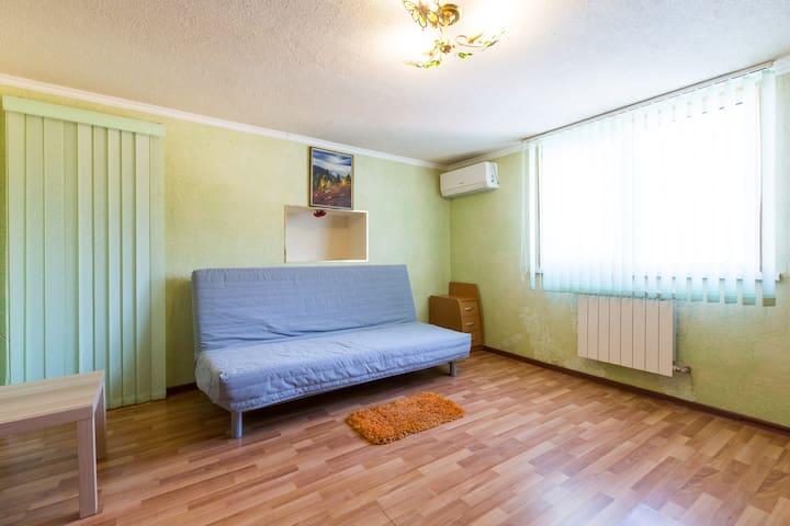 Замечательный гостевой дом с баней в Пушкино - Пушкино  - Rumah