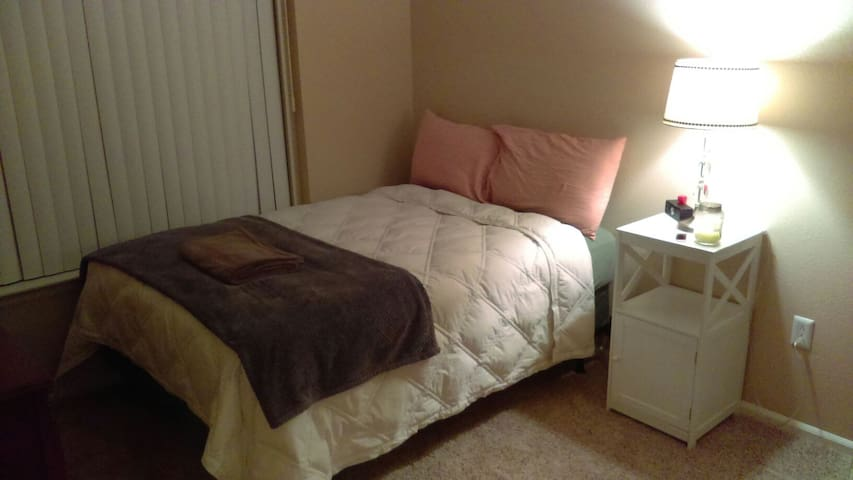 Cozy room close to Denver airport(: - Aurora - 公寓