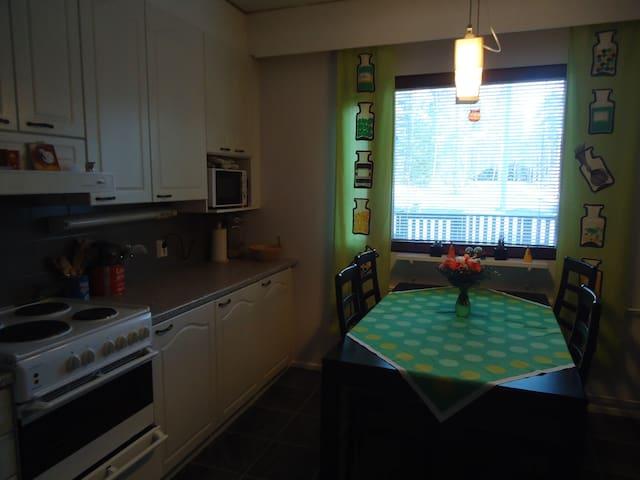 Kadetintien koti - Savonlinna - Apartment
