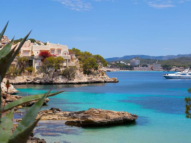 Fantastic Apartment Cala Fornells - Cala Fornells - Wohnung
