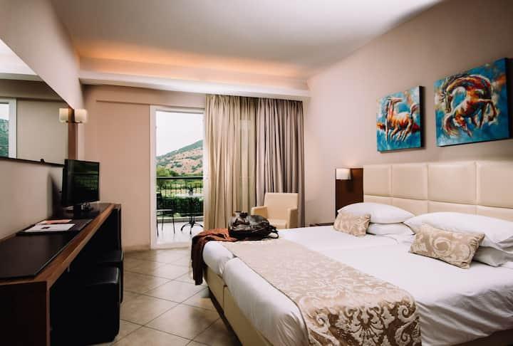 Superior Twin Room - Disability Access - Aar Hotel & Spa Ioannina