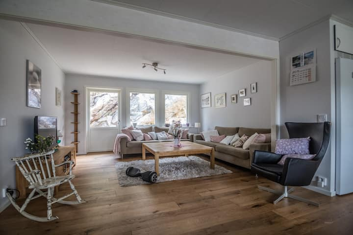 Newly built, spacious, home close Stockholm city!