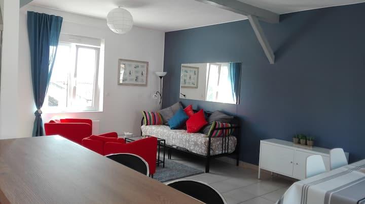 T3 - Bel appartement à Saint-Malo