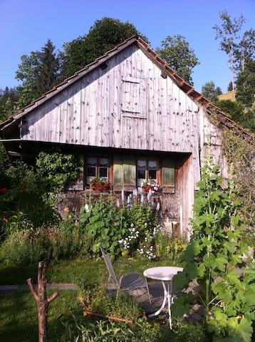 Vreneli-Stübli - Guggisberg - Szoba reggelivel
