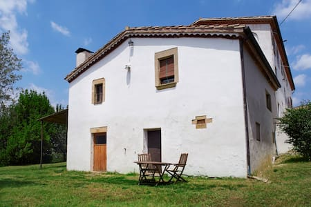 Casa rústica muy bien situada 4 p. - Vilamarí - House