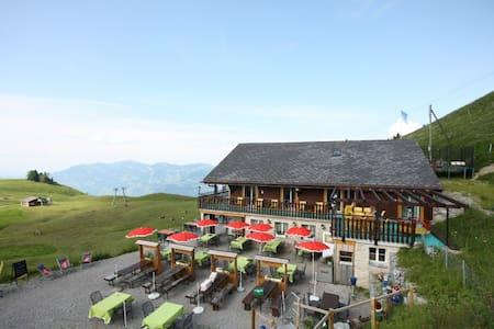 Ski-Pisten und Wander Unterkunft in der Bergwelt - Beckenried - 精品酒店