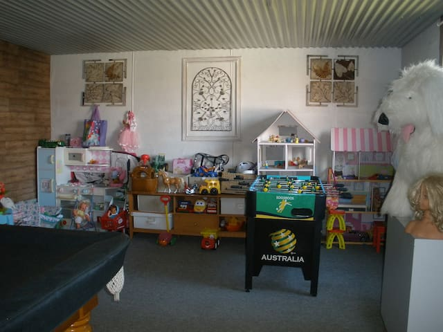 Chay's Place Family and child friendly