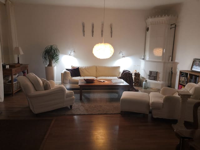Luxury on a budget! Roomshare loft in very center