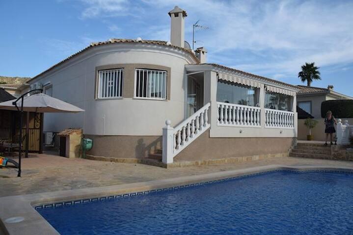 Casa Amukela Busot/Alicante