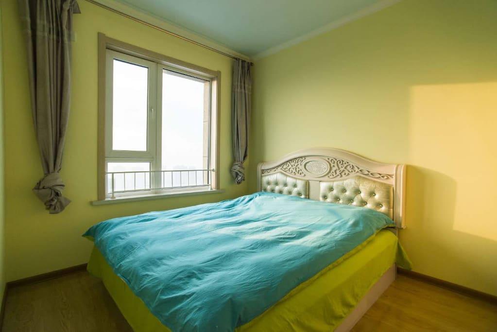 一室一厅浪漫套房