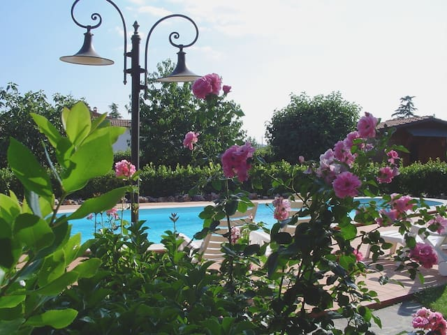 Holiday house near Perugia - Perugia - Apartment
