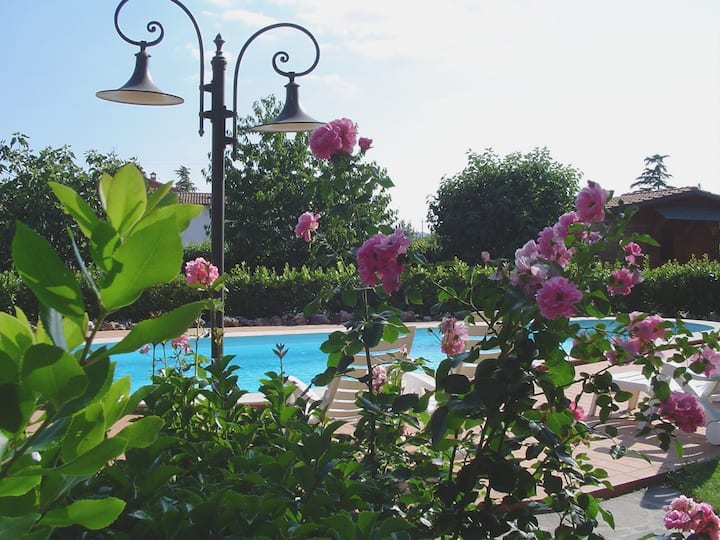 Holiday house near Perugia for 4