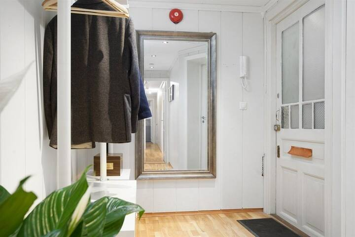 Cozy apartment in Trondheim - Trondheim - Pis
