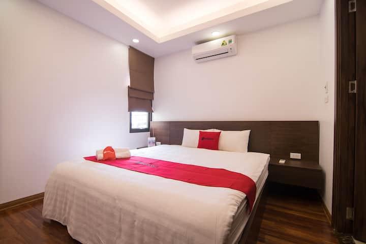 Comfy Room near Hoa Lo prison