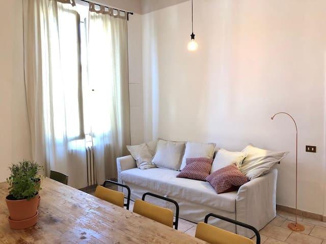 Binario81 Bellissimo appartamento in zona centrale